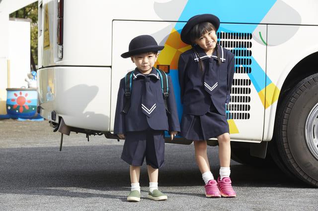 園や学校の「制服」