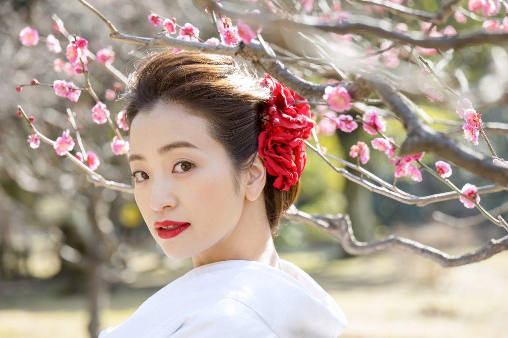 白無垢 新日本髪