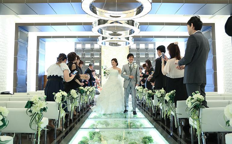 テーマが星の王子様の幸せいっぱい結婚式